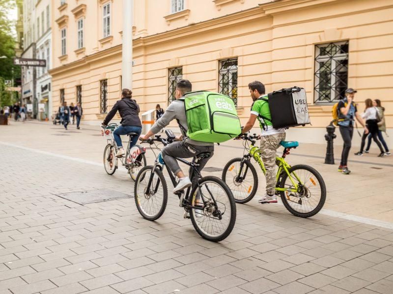 Que faut-il pour être un coursier à vélo ?